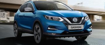 Qashqai nog aantrekkelijker met nieuwe benzinemotor en optionele DCT