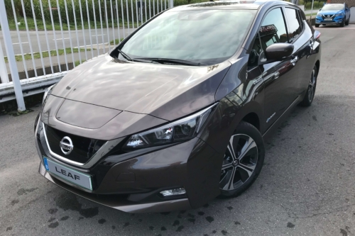 Nissan Leaf 40 Kwh 150pk elektrisch N-Connecta Demo