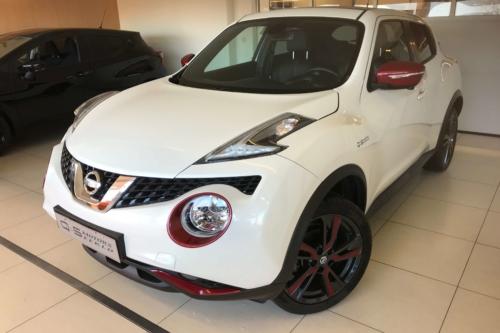 Nissan Juke Tekna full options! 1.2 benzine 2WD