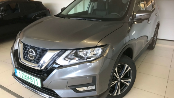 Nissan X-Trail N-Connecta 1.3 Benzine €6 160pk automaat 7