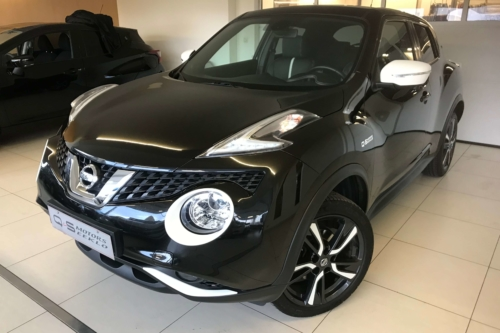 Nissan Juke 1.6 benzine 2WD Tekna Xtronic automaat
