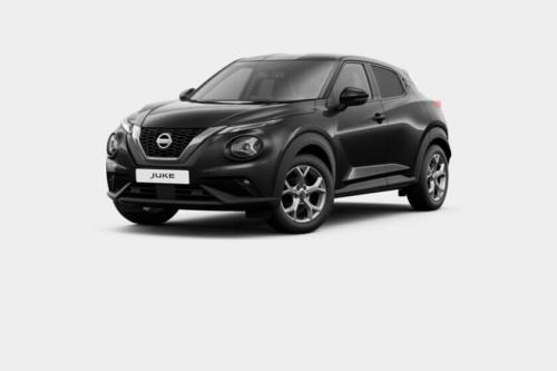 Nissan new Juke N-Connecta + GPS manueel zwart 1.0 benzine