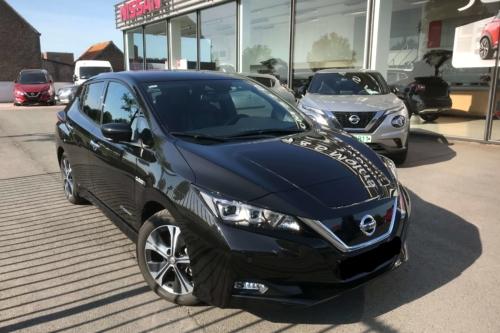 Nissan Leaf 40 Kwh Tekna zwart